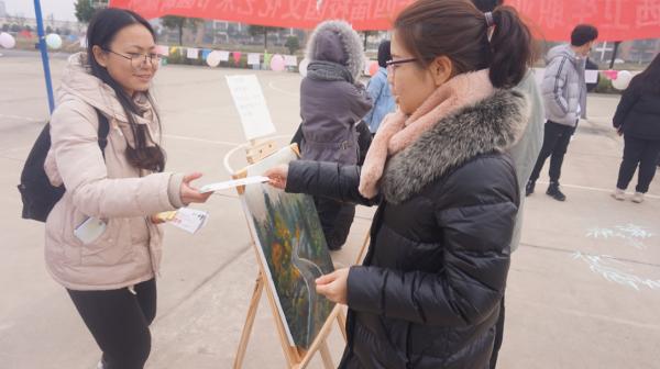 方寸笔墨,十里故乡 ——药学系第三届校园书画、手工艺作品大赛